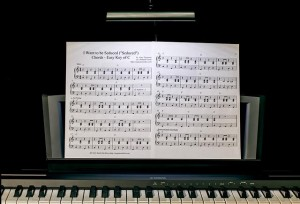 Online Music Lessons - Piano